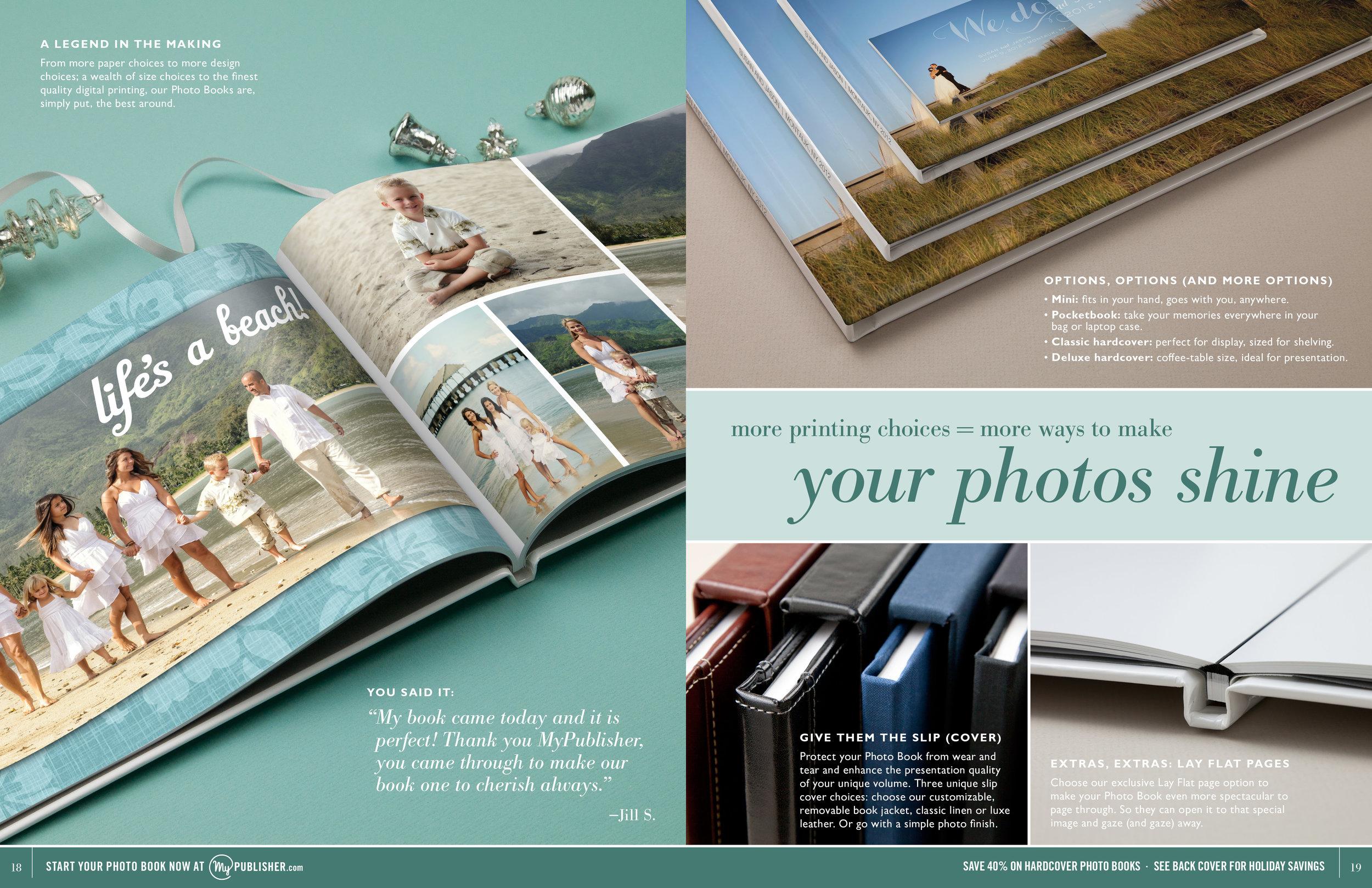 MyPublisher Print Catalog