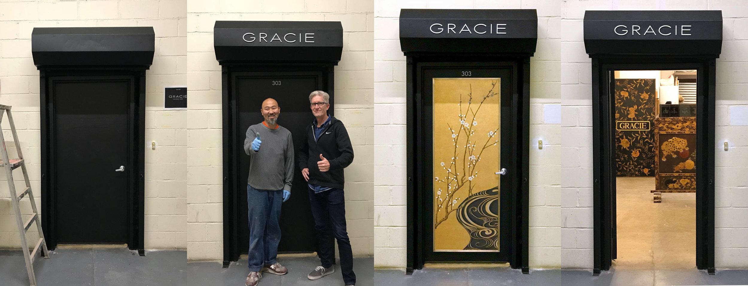Grace NY Studio Facade Entrance