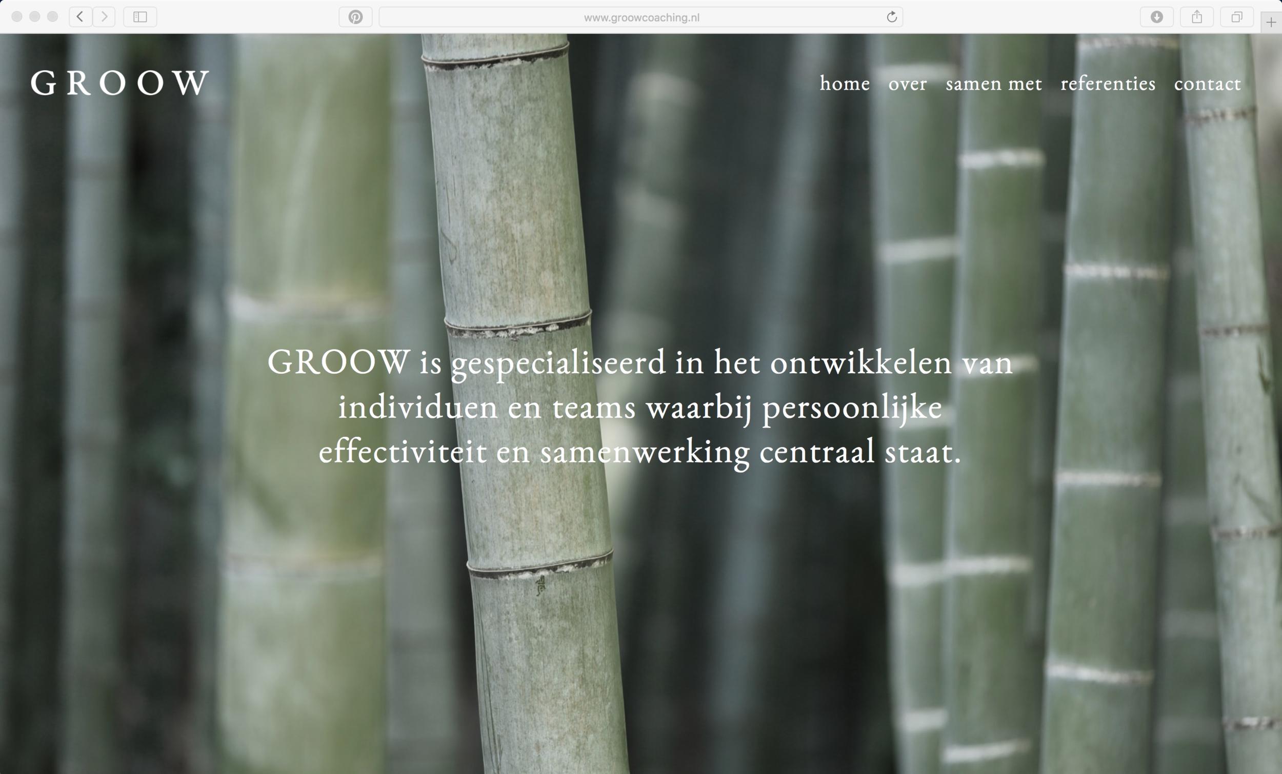 GROOW  [link]