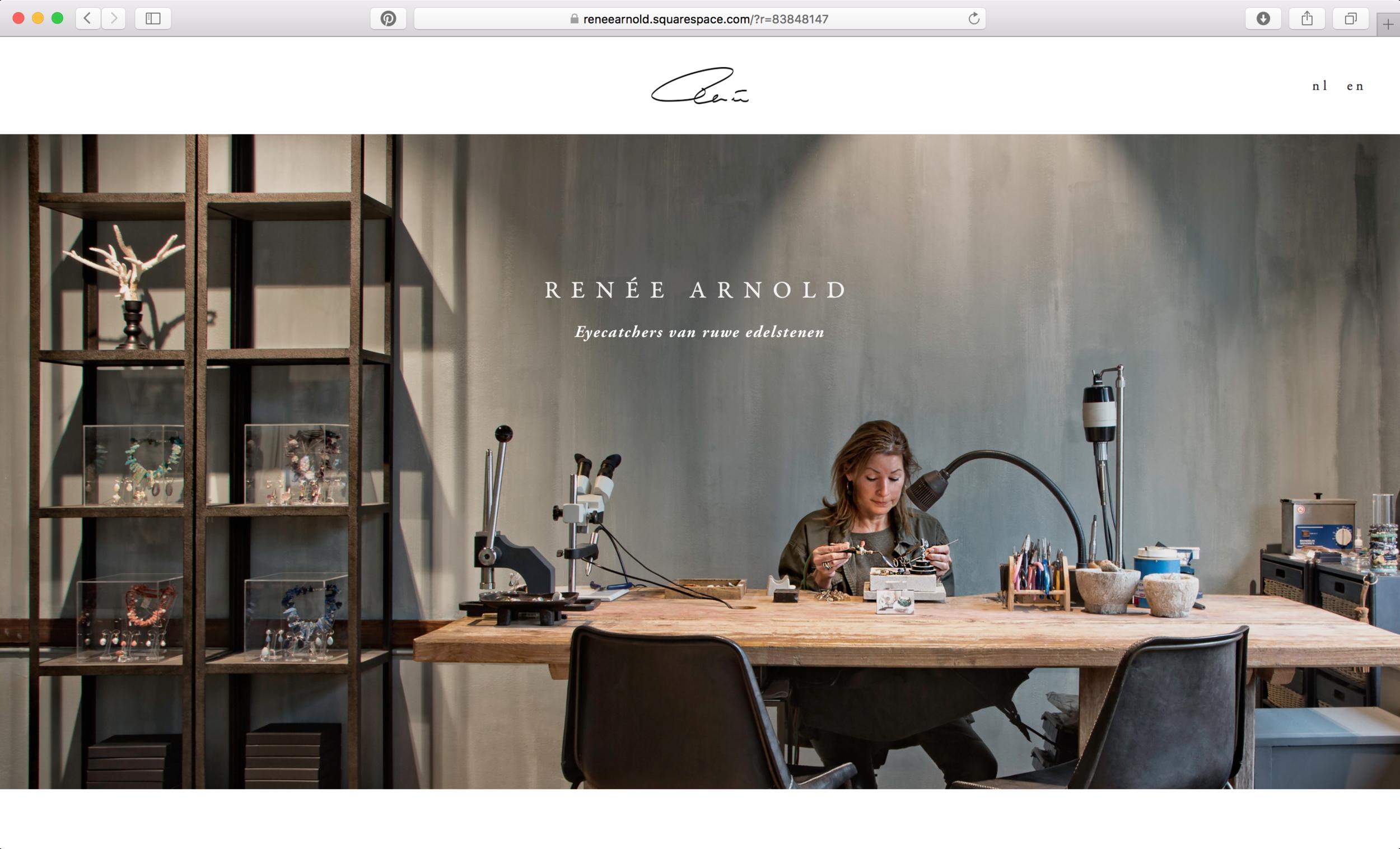 Renée Arnold   Edelstenen [ link ]
