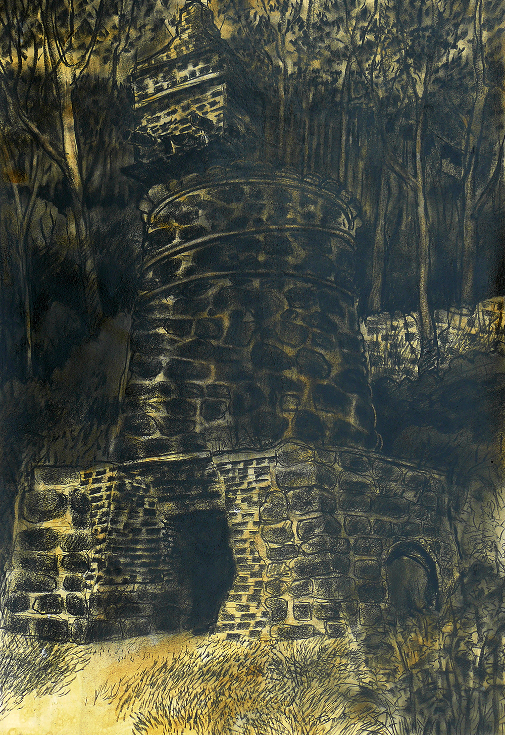 Codorus Furnace  30 x 44