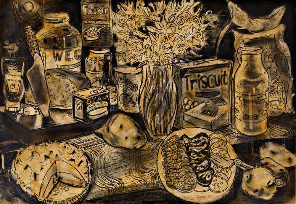 Sweet Potato  30 x 44