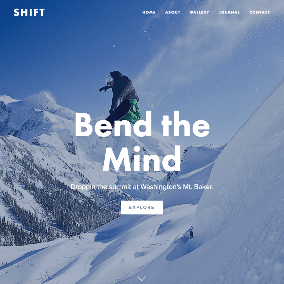 Shift (Marquee)