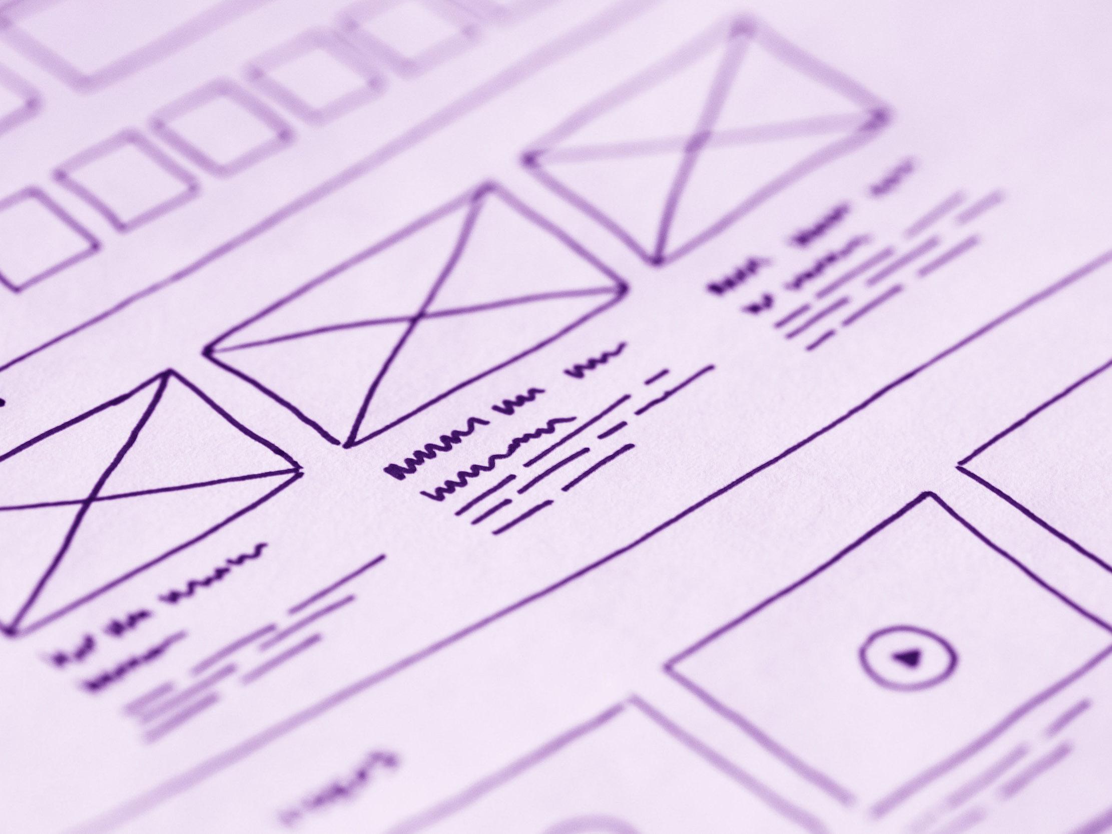 Design créatif - Nous concevons des sites Web du point de vue du visiteur, en utilisant une technique appelée User Experience Design (UXD). Le résultat est un site Web qui réunit la forme et la fonction magnifiquement pour engager les visiteurs du site Web.