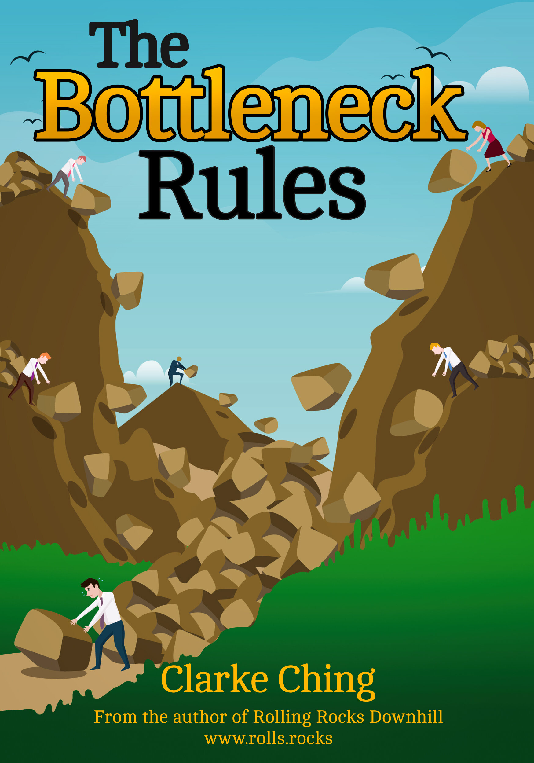 ToC 101 - Don't read The Goal … Yet