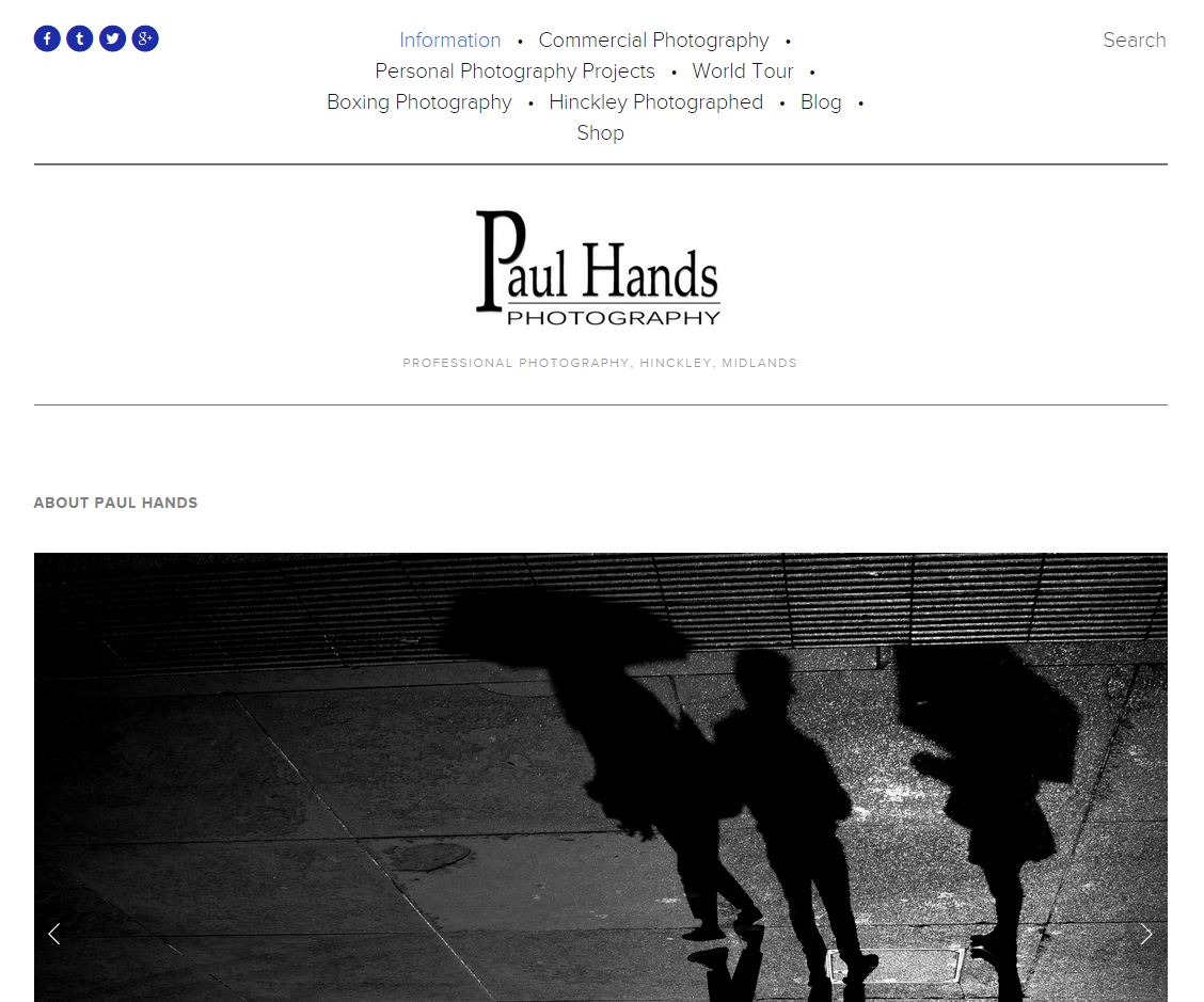 Paul Hands Photography