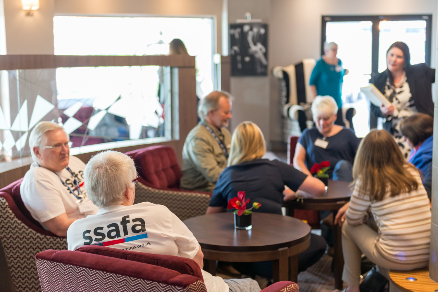 Paul Hands Photography, SSAFA, Armed Forces Charity, Hinckley, Leicestershire, Warwickshire, Midlands, England, United Kingdom, Europe, Jury's Inn, Hinckley Island Hotel, Professional Photographer