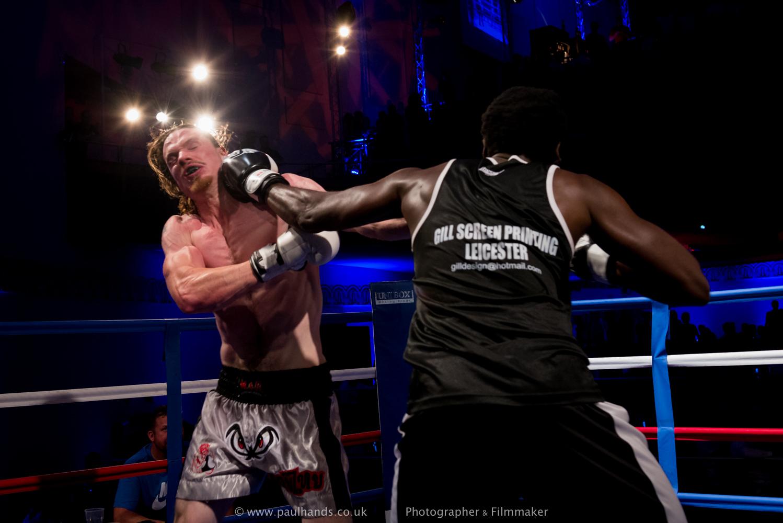 Jay African Vs Peter Radford