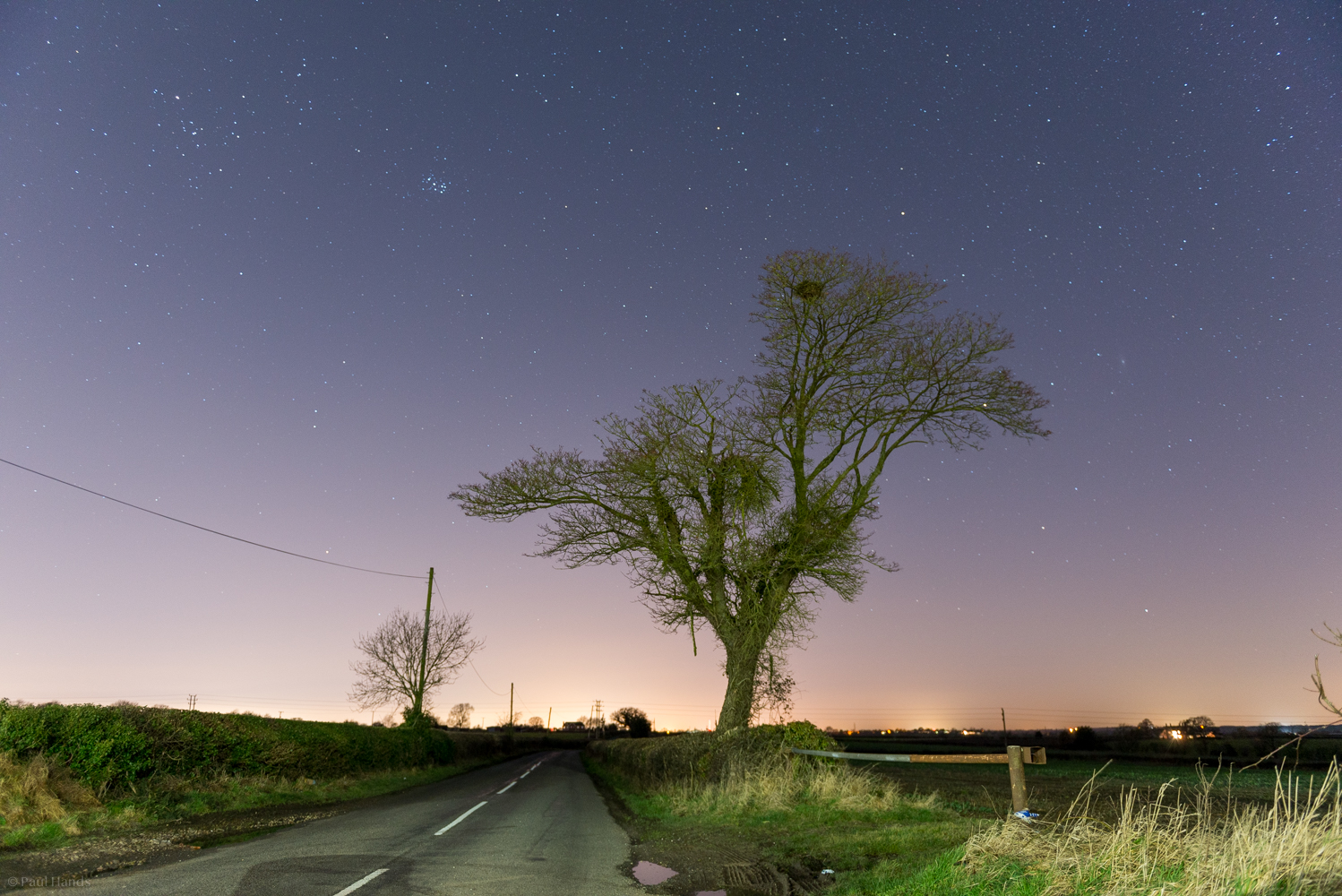 Night Landscape Photographer England
