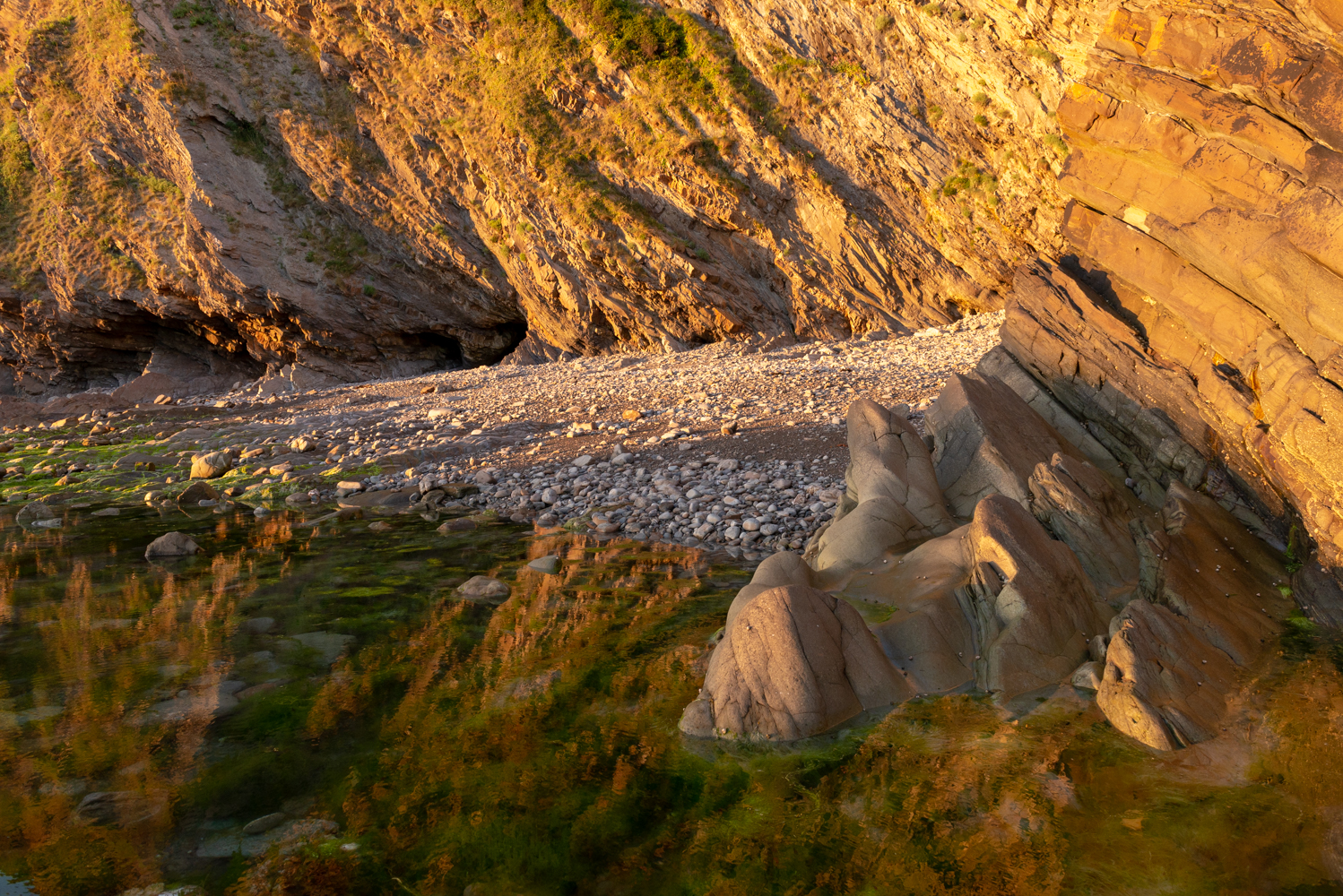 Combe Martin Landscape Photographs