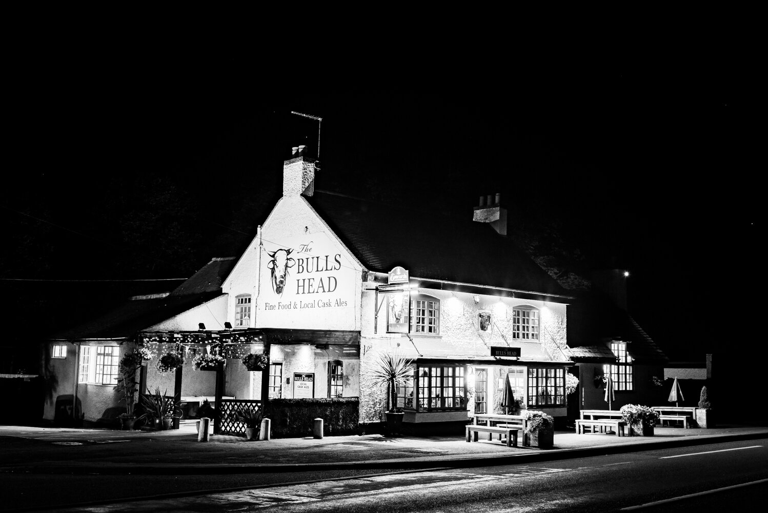 The Bulls Head, Leicester Forest West