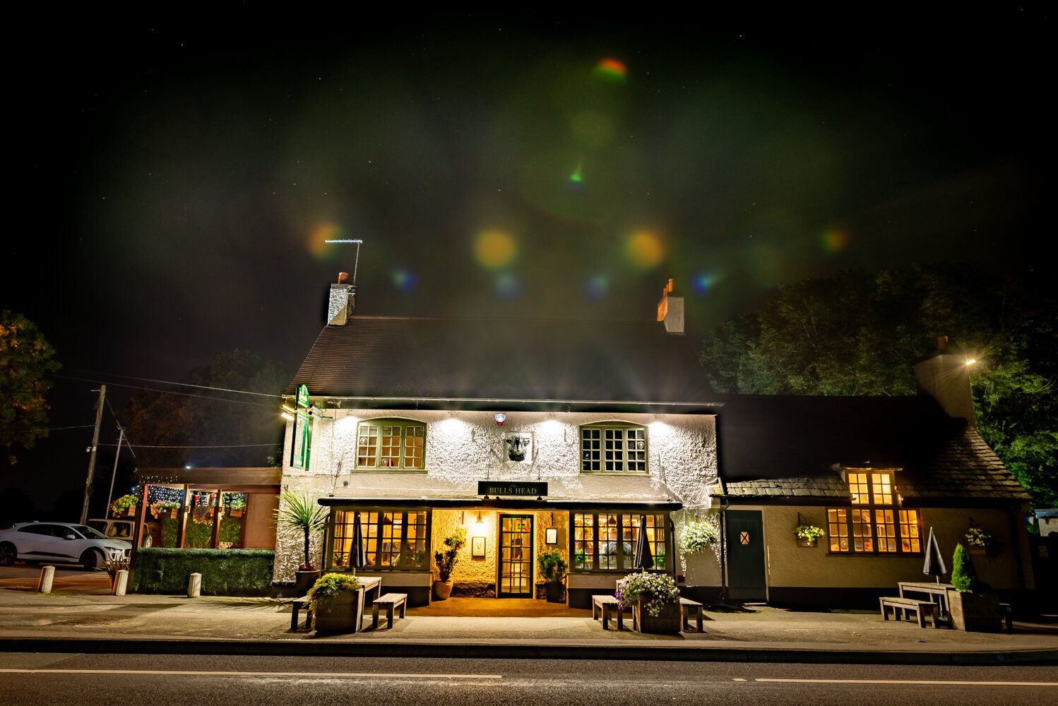 The Bulls Head, A47, Leicester Forest West