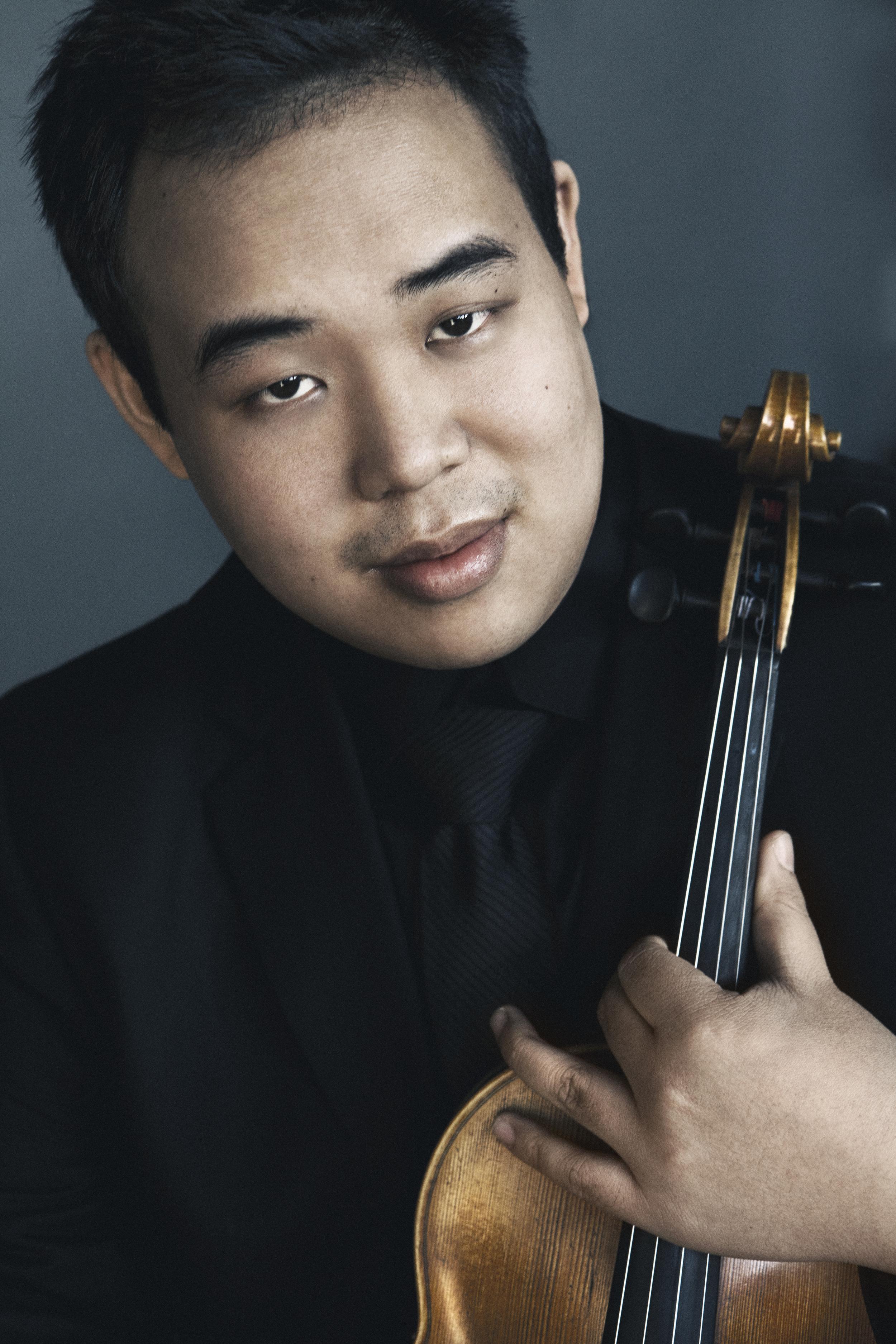 Eric Wong, violin