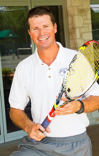 Tennis Pro: Byron Alp