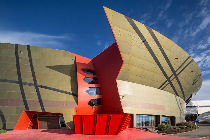 National Museum of Australia, 2001