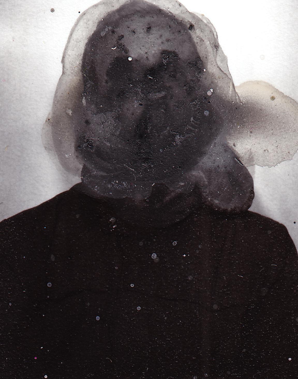Smog (Self Portrait) 2009