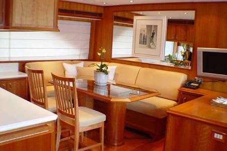 custom marina yacht finishes and wood work
