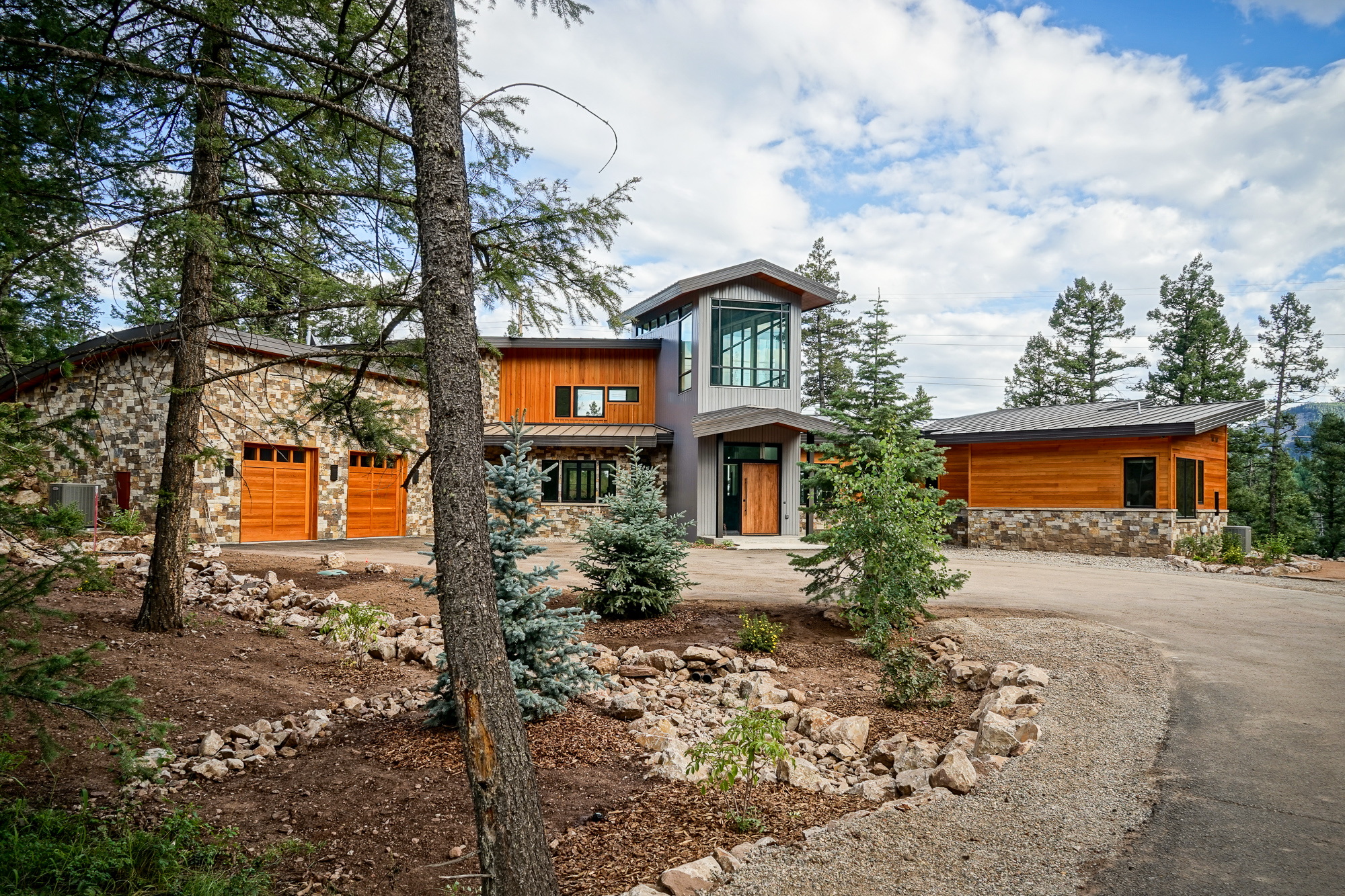 Two Dogs - Parade of Homes Winner  •  New Construction