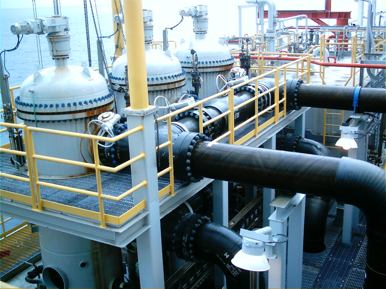 Seawater Lift Pumps