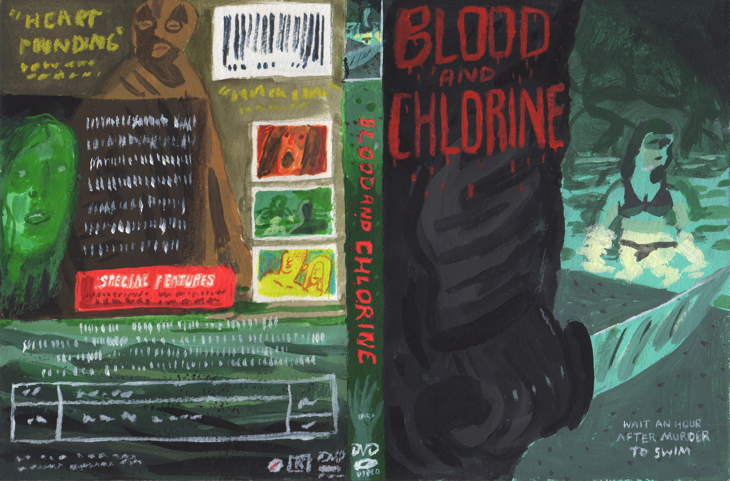 Blood and Chlorine