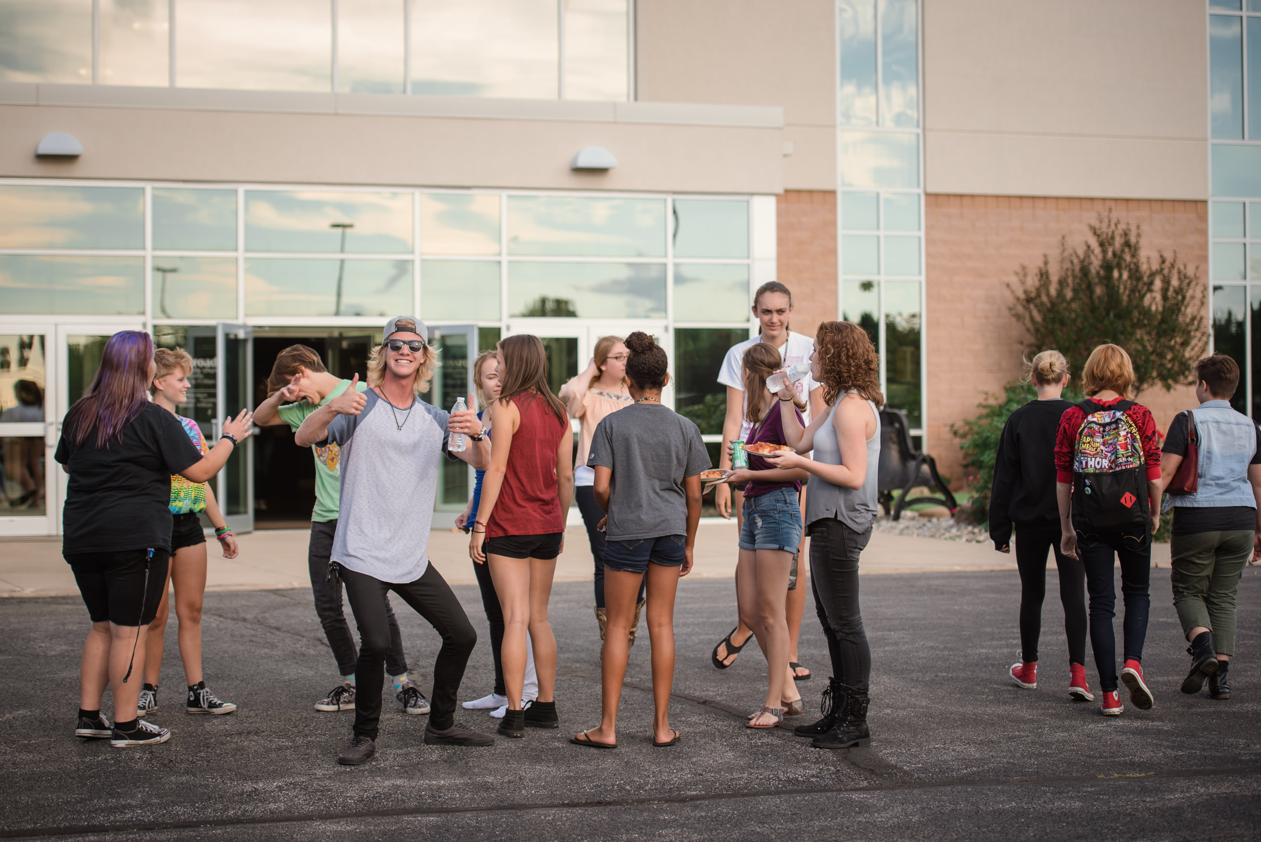 Student Groups -