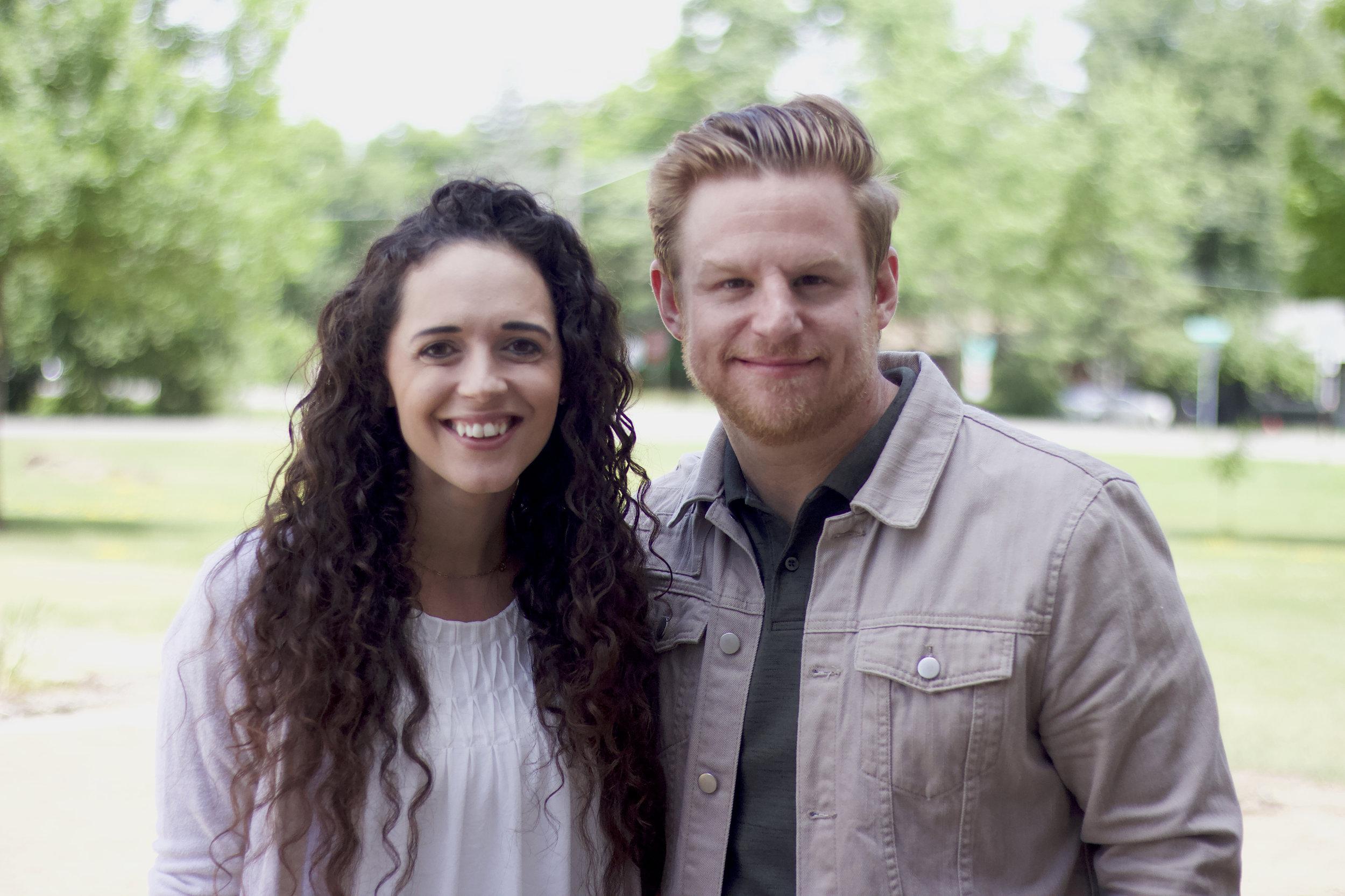 Brandon Strickler   Associate/Student Pastor
