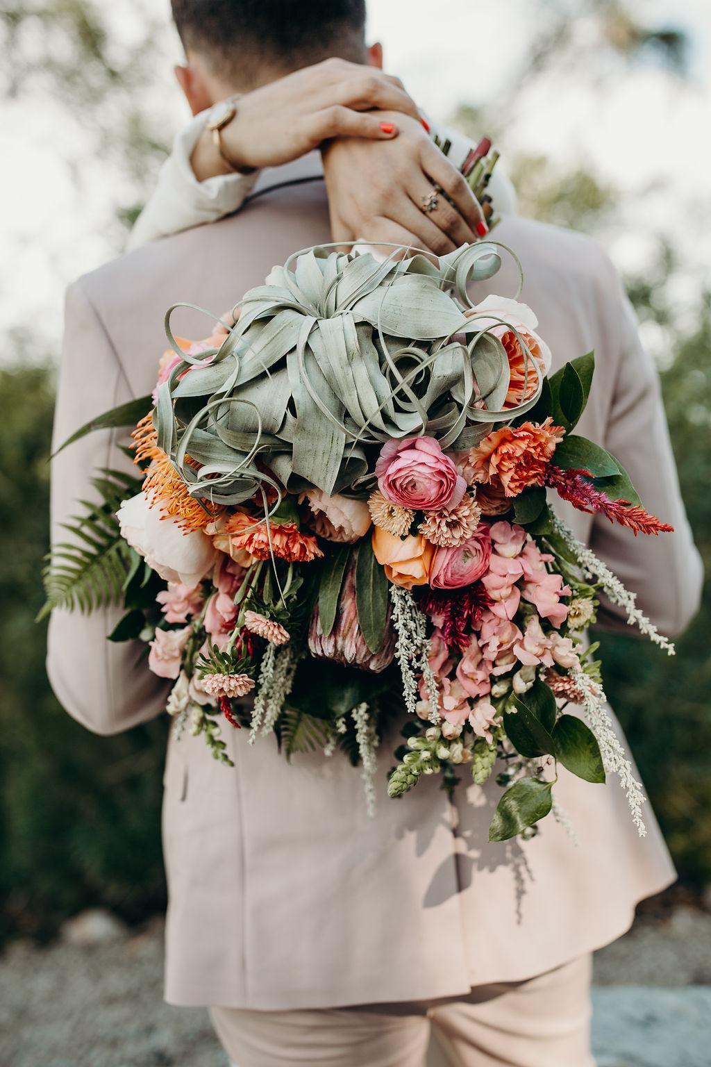 love-fern-design-studio-custom-wedding-invitations-for-the-modern-couple-modern-calligraphy-in-seattle-washington-custom-wedding-stationery-neon-acrylic-eclectic-alice-wonderland-wedding-bride-flowers