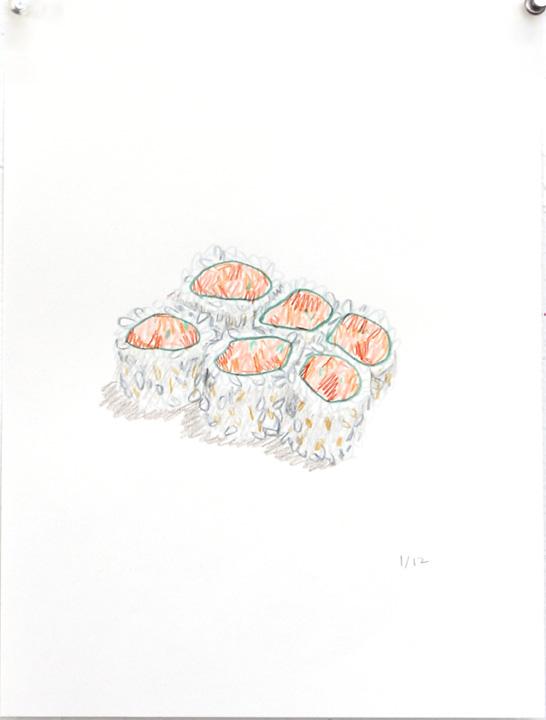 morimoto spicy tuna roll