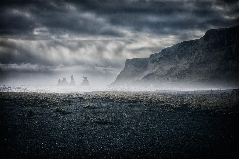 Reynisdrangur, Vík í Mýrdal, Iceland