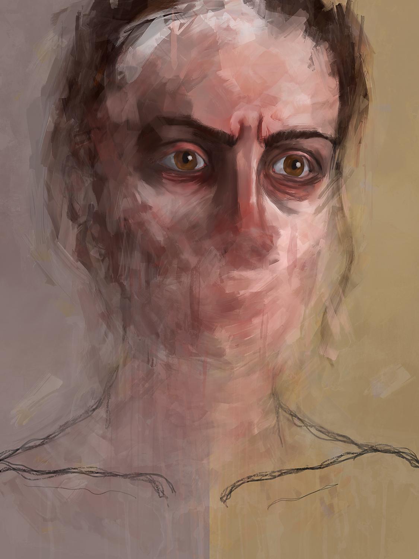 Disintegration Portrait 1
