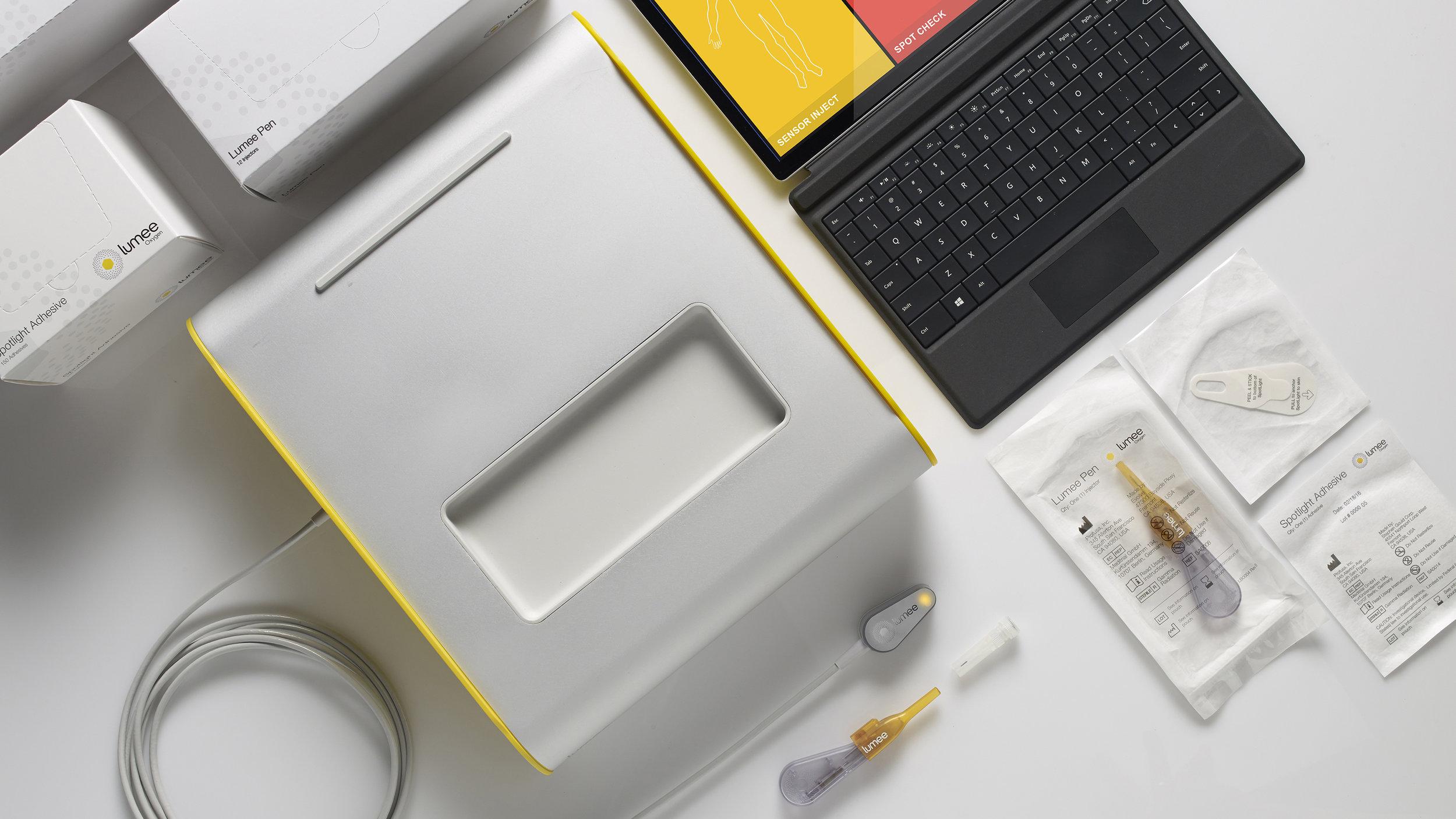 LUMEE    micro-Sensor system