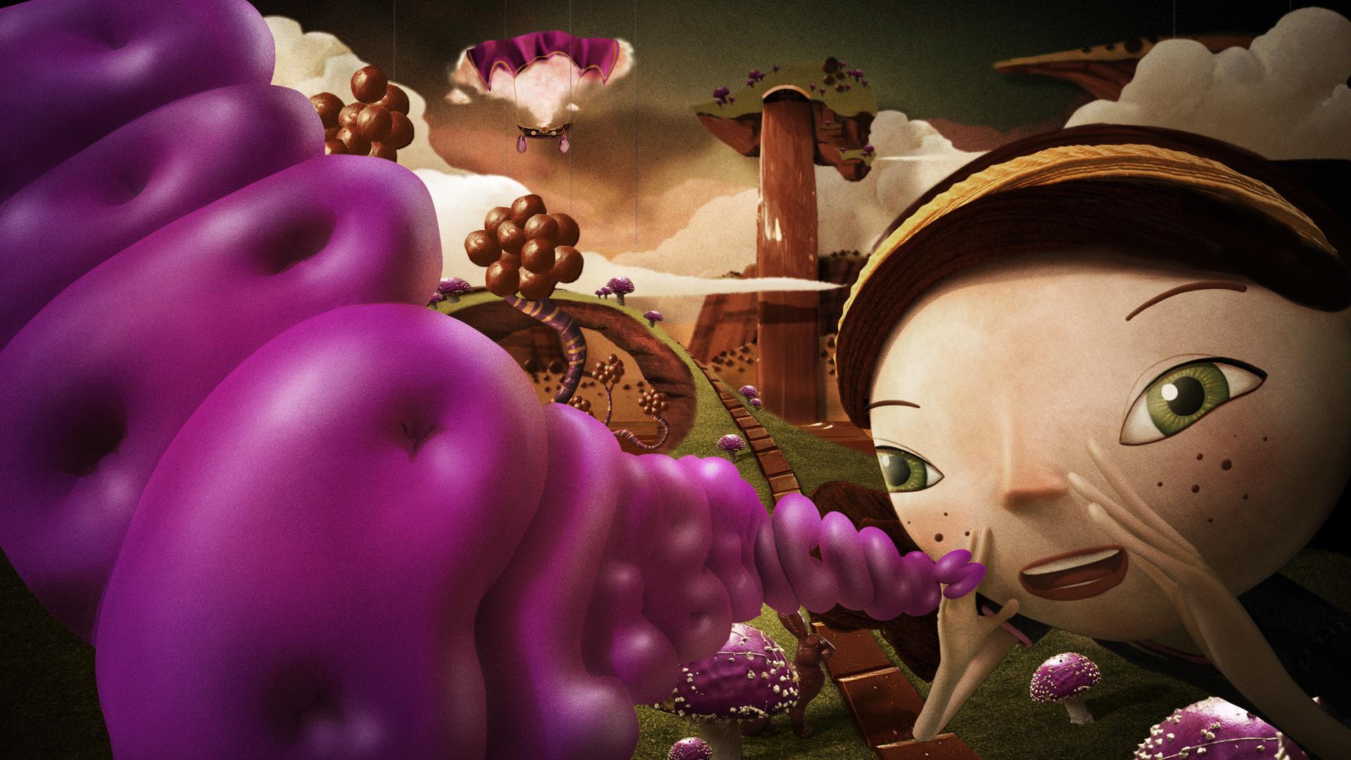 Willie Wonka - Pitch   C.D.