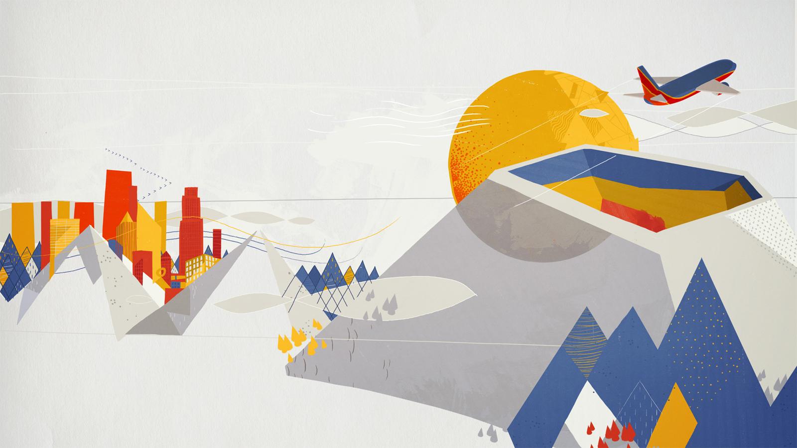 Southwest Airlines - Pitch   A.C.D. / Design