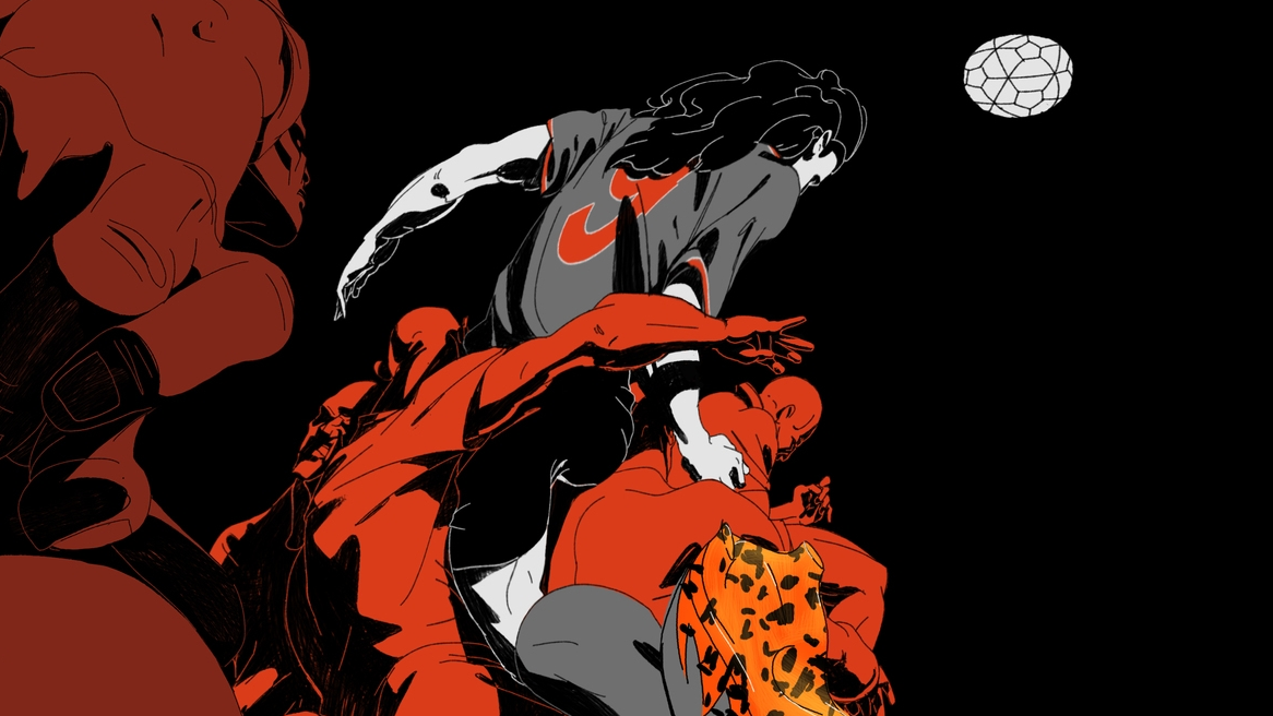 Nike - Hypervenom Print & Web   Design / Art Direction by Thomas Schmidt