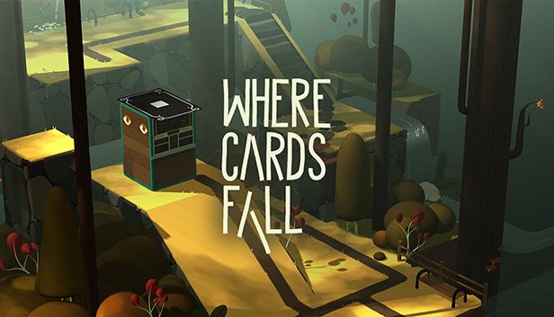 Where Cards Fall   A.D. / Design