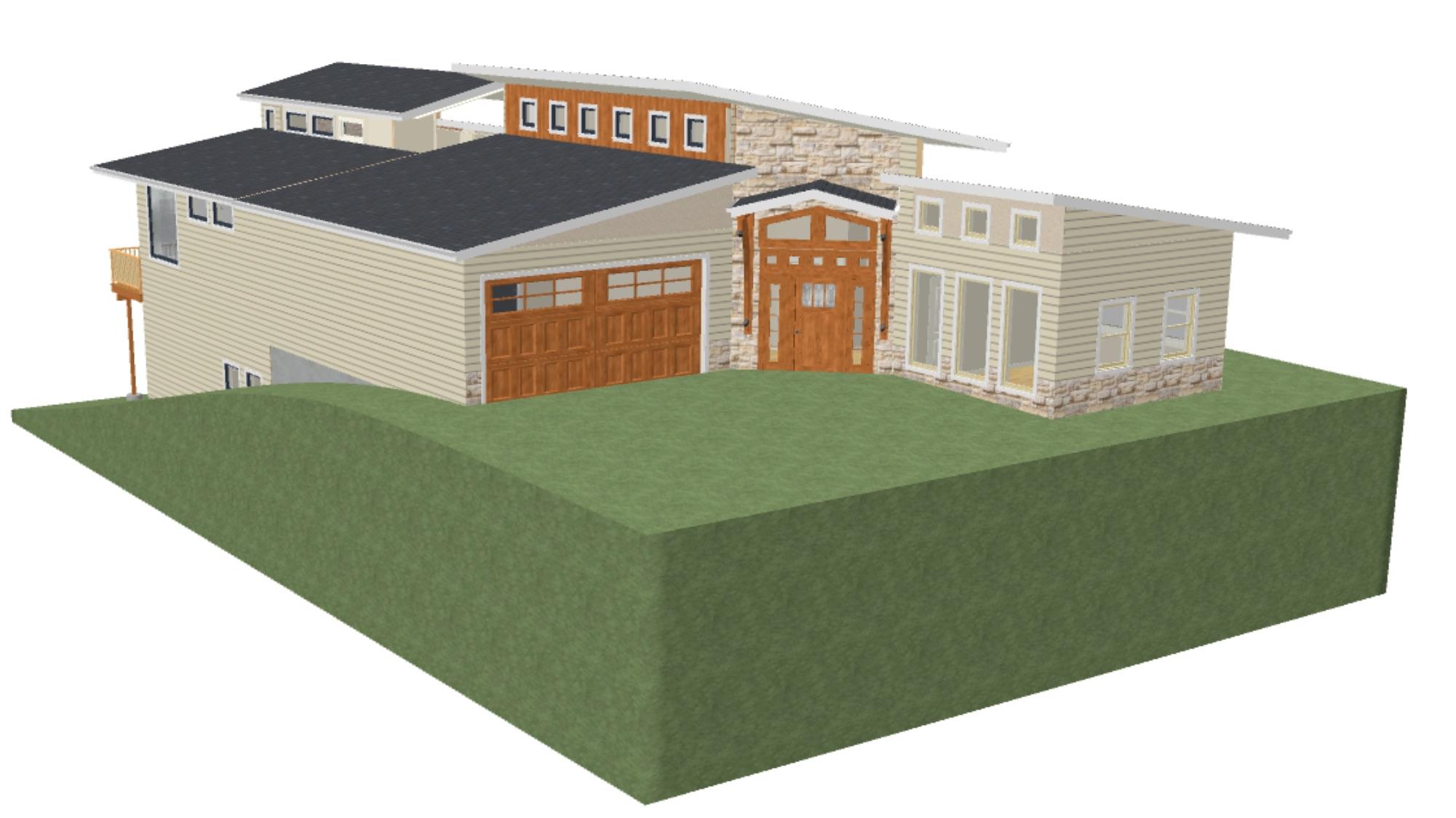 Initial concept design