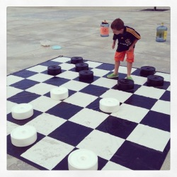 Checkers anyone?