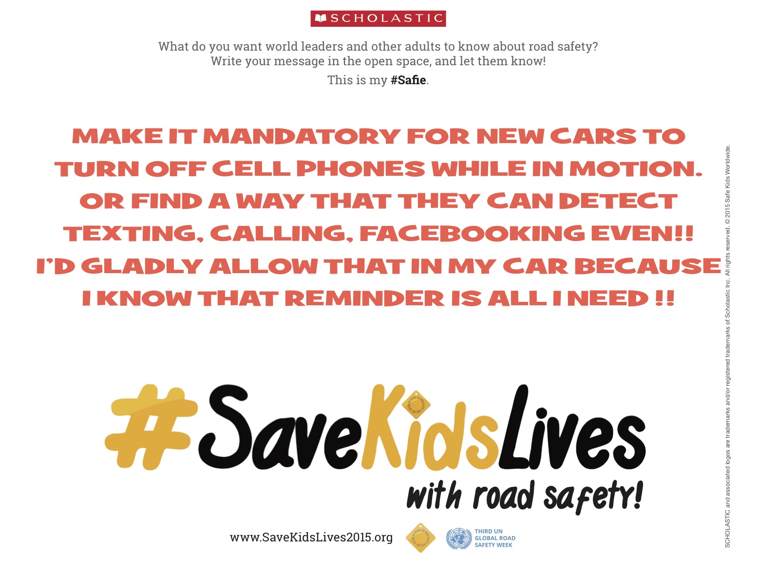 SAVES-KIDS-LIVES-CAMPAIGN