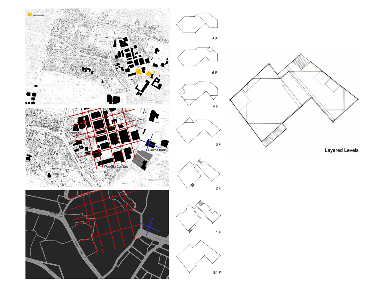Location and Building Plans
