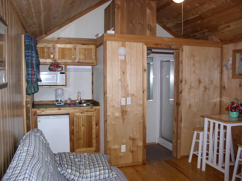 Interior Cabin #3 & #4