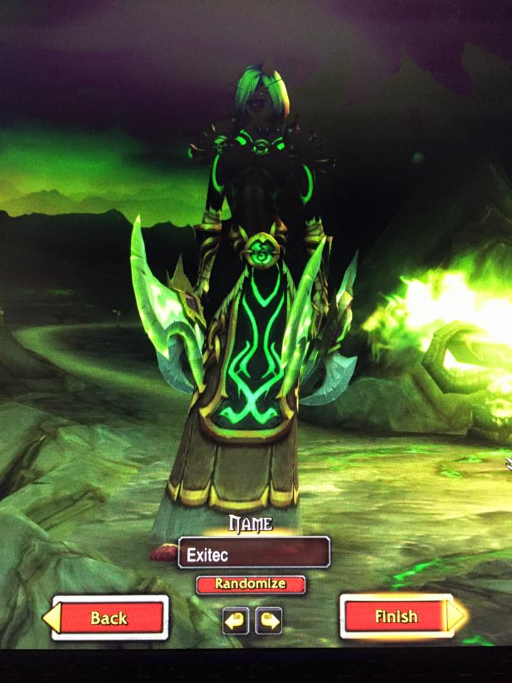 Playing the new Demon Hunter class