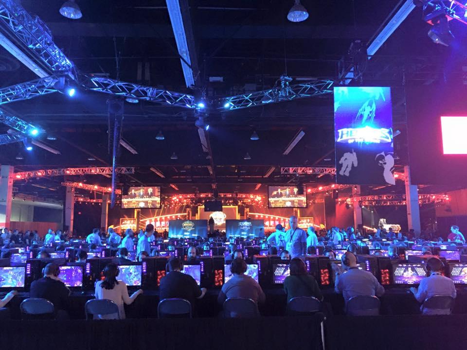 "Testing Blizzard's new ""Overwatch"""