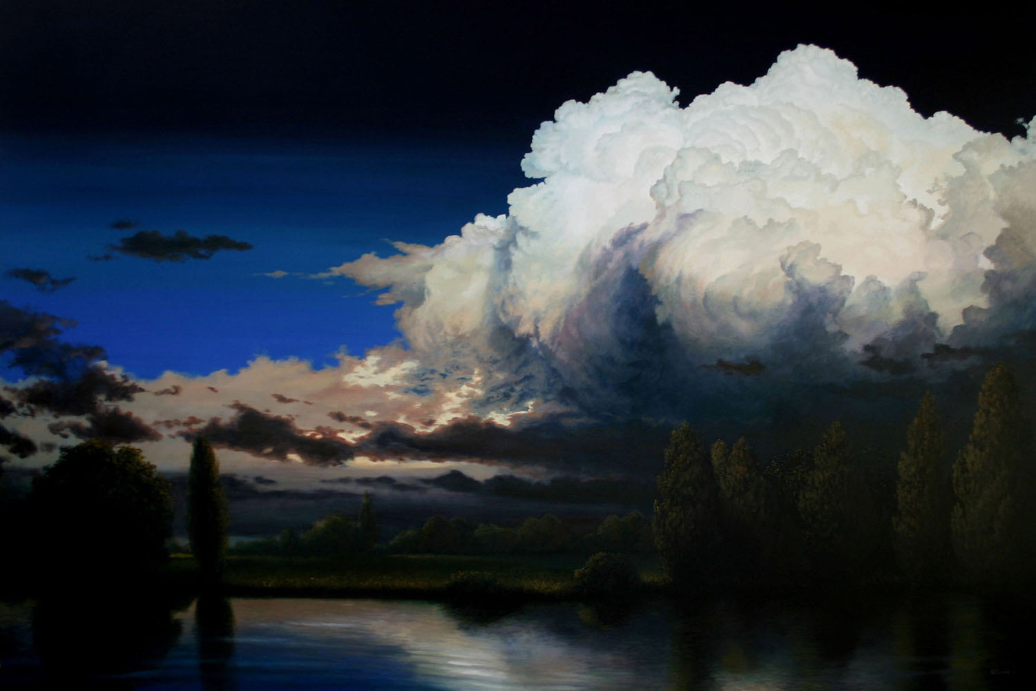 """Storm over Skagitt"""