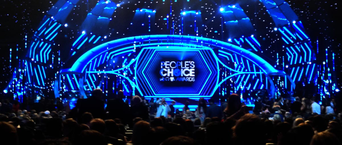 2014 People's Choice Awards - Screens/Post Producer