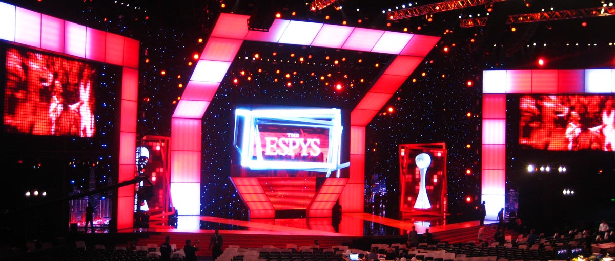ESPN ESPY AWARDS - SCREENS