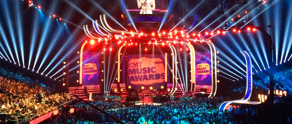 2014 CMT Music Awards - Screen Content Coordinator