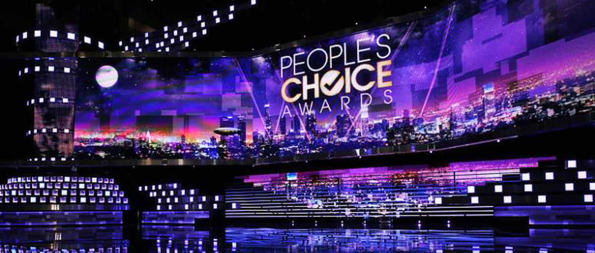 2016 People's Choice Awards | Post Producer