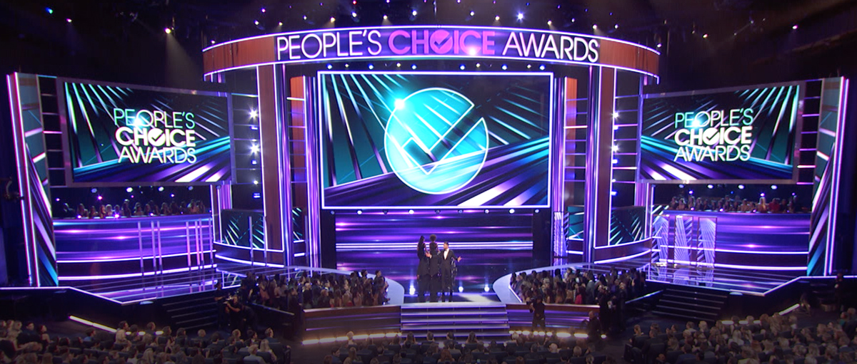 2017 People's Choice Awards | Post Producer