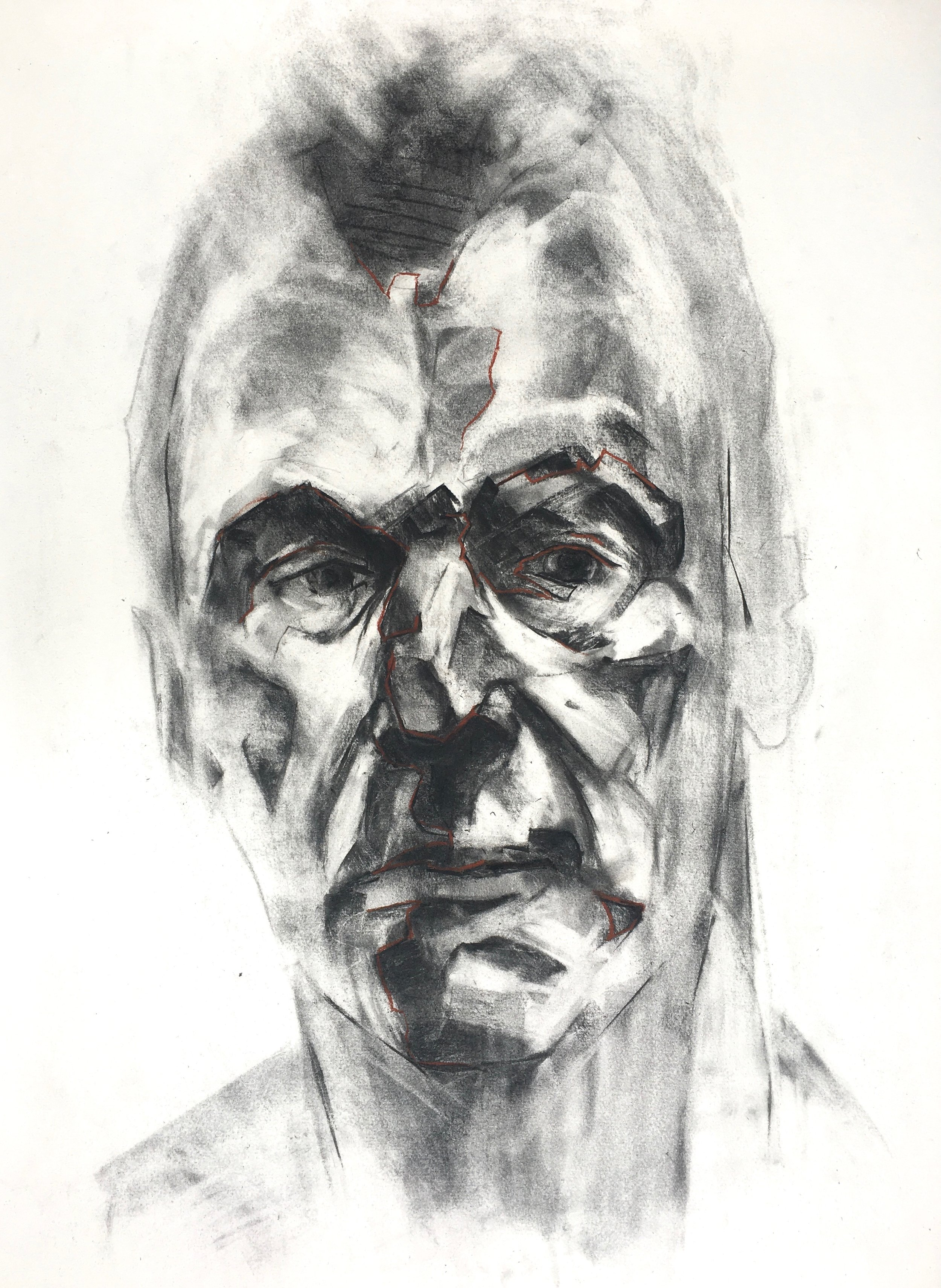 After Lucian Freud