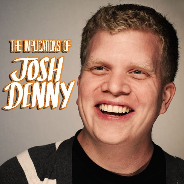 The newest #IoJD #podcast with @joshfcomedy is now up on all platforms! #comedy #standupcomedy #podcasts #funny
